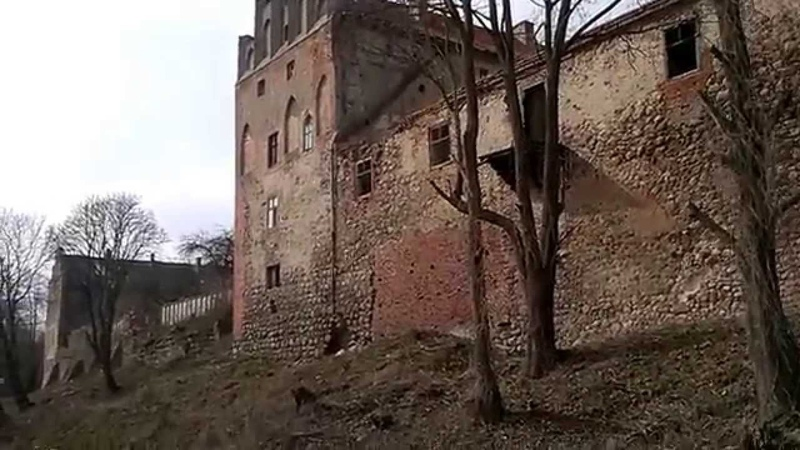 Замок Георгенбург Город Черняховск Советск-Тильзит