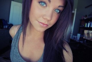 Фотки красивые голубоглазые девушки