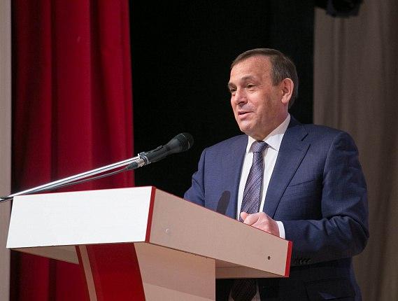 Александр Евстифеев призвал молодежь Марий Эл к самореализации