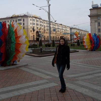 Виктория Кириленко, 30 октября 1995, Минск, id56209155