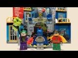 LEGO Juniors Batman Defend the Batcave Review 10672