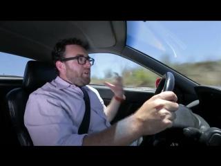 Лоб в Лоб Acura NSX vs Lexus LFA (BMI Russia)