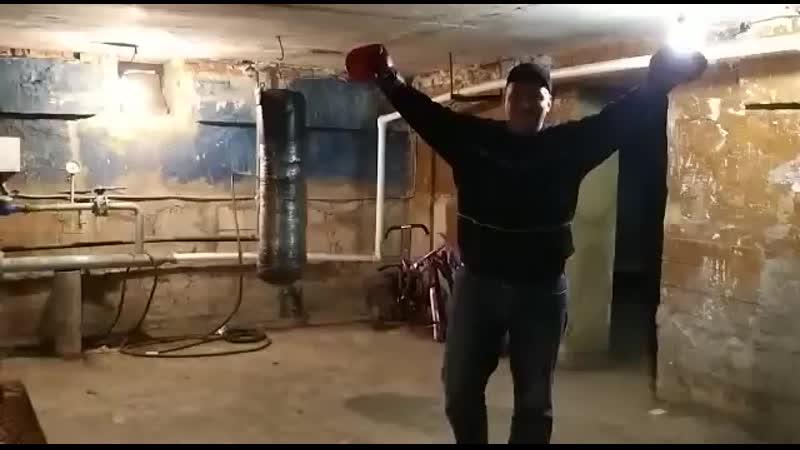 Пьяный боксёр Алекс Беспощадный