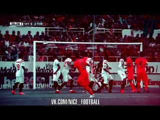Neymar free kick vs Sevilla  | vk.com/nice_football