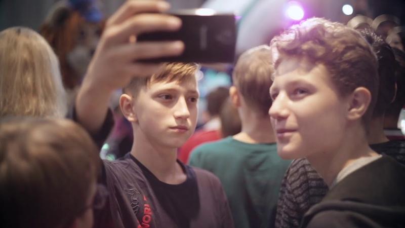 Открытие финального этапа проекта Звёзды Красноярья 2018