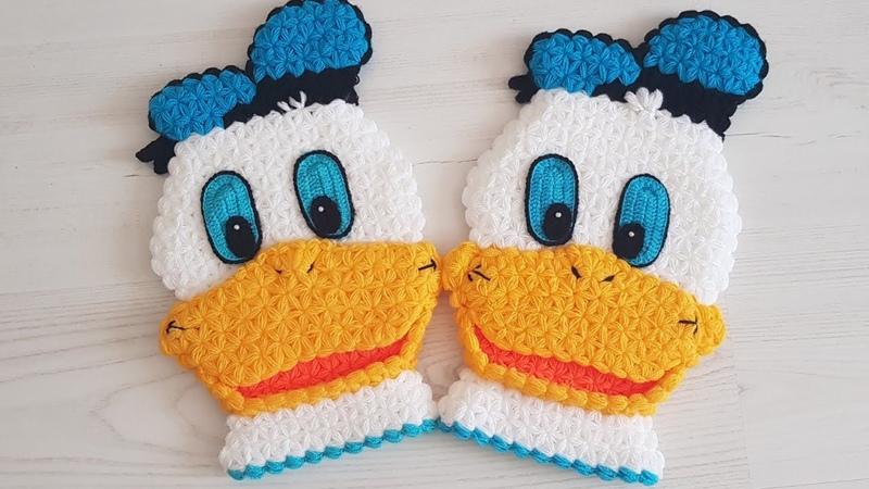 Donald Duck Çizgi Kahraman Lif Yapımı