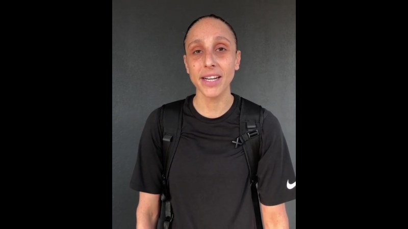 Diana Taurasi talks USABWNT as they head to Tenerife Spain next week looking to take home gold at the FIBA World Cup 🇺🇸🔊 usa