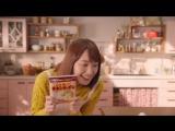 CM Aragaki Yui - Nissin 30sec - 2017.11.10