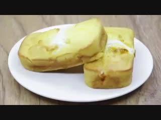 Gyeran-ppang или хлеб с яйцом.
