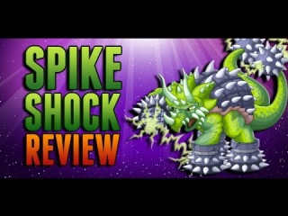 Spikeshock Review - Miscrits VI