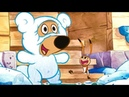 Игры со снегом ❄️ Хихижук 🐞 Смешной мультик для малышей от Kedoo Мультики для детей
