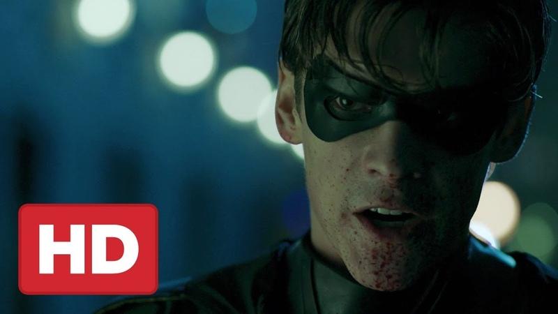 Titans Trailer (2018) DC Universe - Mature Content