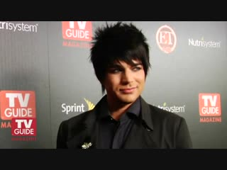 Adam Lambert on Lady Gaga, Ellen on Idol and his NEW album! Hot List with TV Guide Magazine