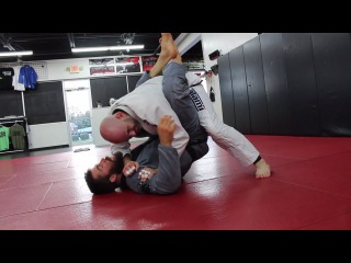 Take the Back When Someone Uses this Dick Move in BJJ (Forearm in The Throat)