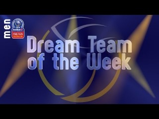 Stars in Motion: Dream Team of the Week - Volleyball Champions League Men - Leg 6