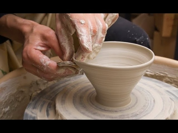 Most Satisfying Pottery Videos Best Pottery Making Carving and Painting