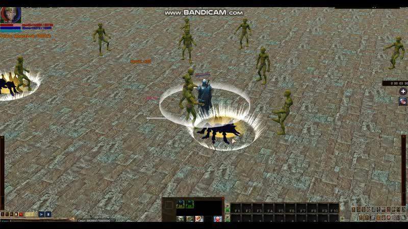 Overlord Of Kingsdoom тест поведения гоблинов