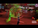 Ночные сестры Датомира в мобильной игре Звездные войны Галактика героев!