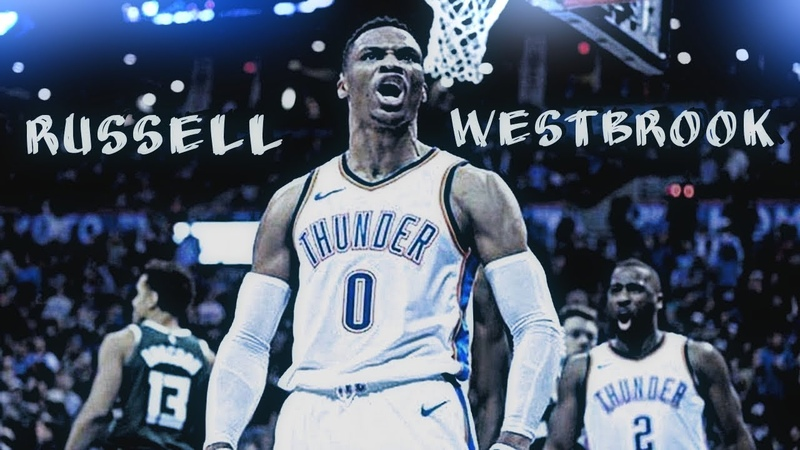 Russell Westbrook Mix HD Look Alive