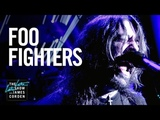 Foo Fighters - Best Of You (The Late Late Show with James Corden)