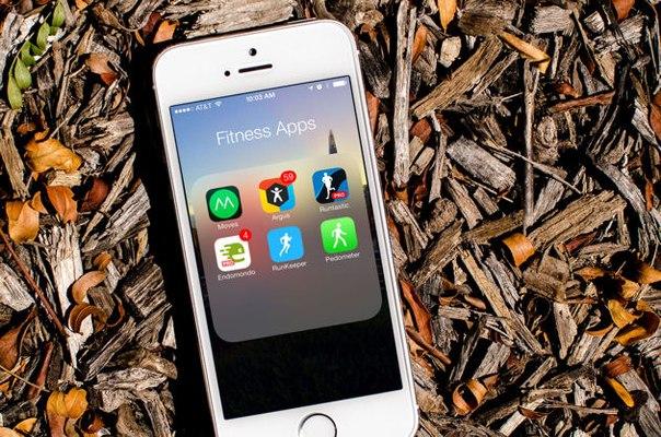 Лучшие приложения для учета физической активности с помощью iPhone →