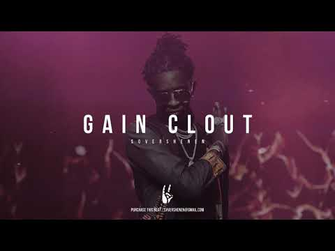 GAIN CLOUT | Travi$ Scott x Young Thug type beat | Trap Instrumental