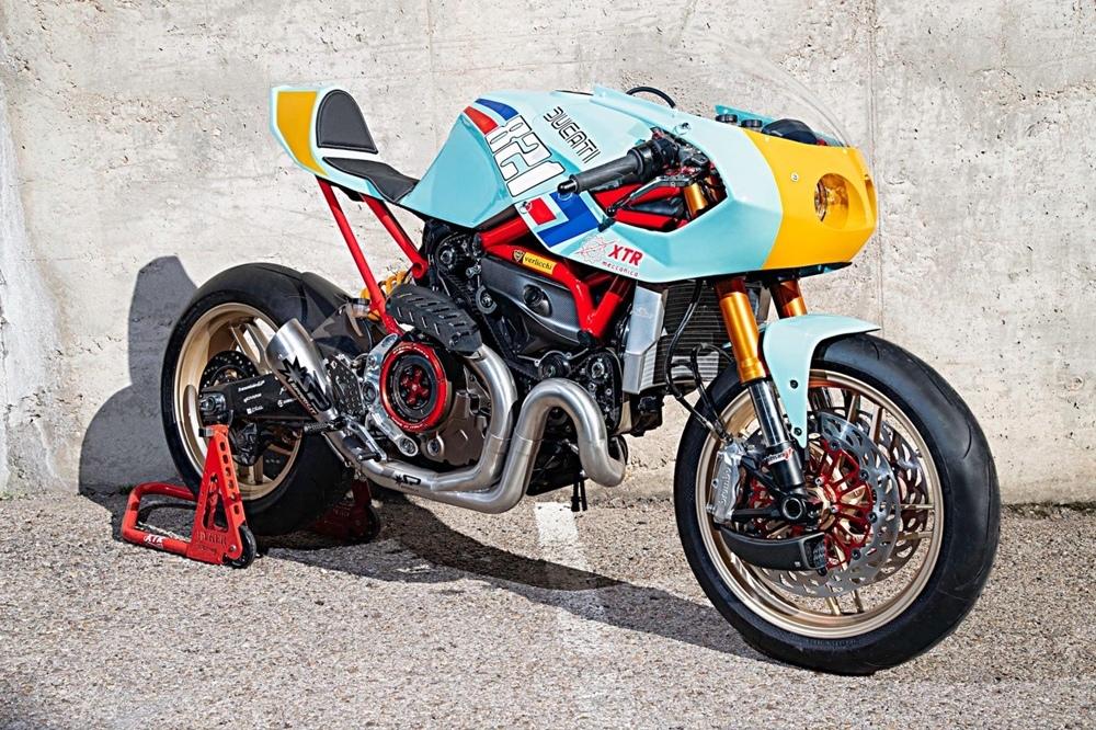 XTR Pepo: кастом Ducati Monster