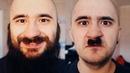 БЕЗУМНЫЙ ПАРИКМАХЕР / УСЫ ЧАРЛИ ЧАПЛИНА (сбрил бороду спустя 6 лет)