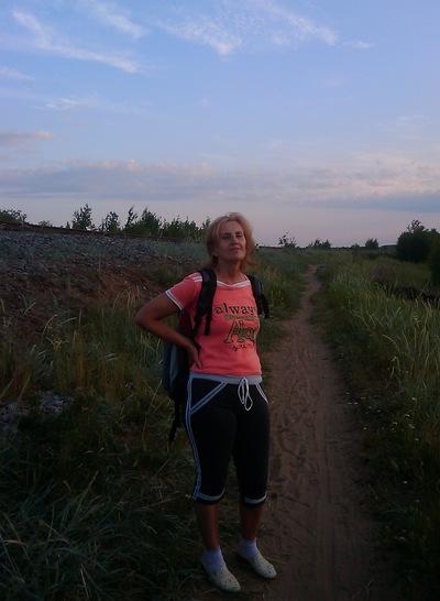 Марина Бызова, 25 апреля , Архангельск, id209585826