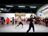 Missing You Blake McGrath Contemporary Jazz dance class with Sabrina Lonis