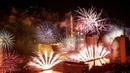 Bangkok Thailand New Year s Eve Fireworks Happy New Year 2019 Celebrations ปีใหม่กรุงเทพประเทศไทย