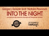 Gregory Esayan feat. Natalia Pevcova - Into The Night  (Valer den Bit Remix)