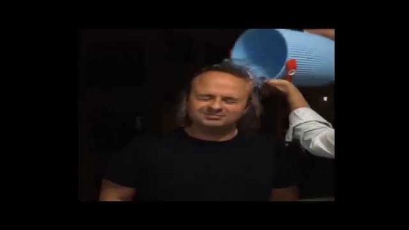 Saffet Ulusoy'dan ALS Hastalarına Destek Icebucketchallenge