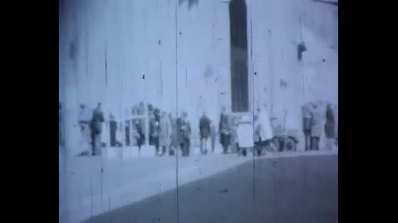 На площади и на стадионе. Ангарск Часть 2 1980 9 мая