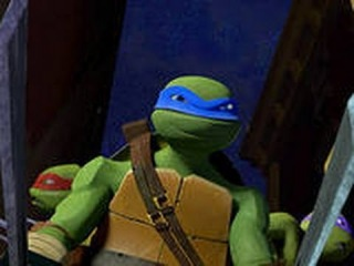 Mutant ninja turtles. The new adventures of 4 episode 1 season Meet Casey Jones