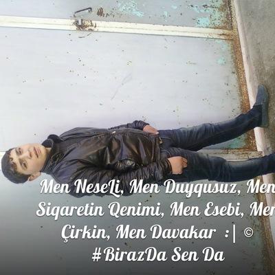 Gunduz Eliyev, 17 января , Москва, id147288360