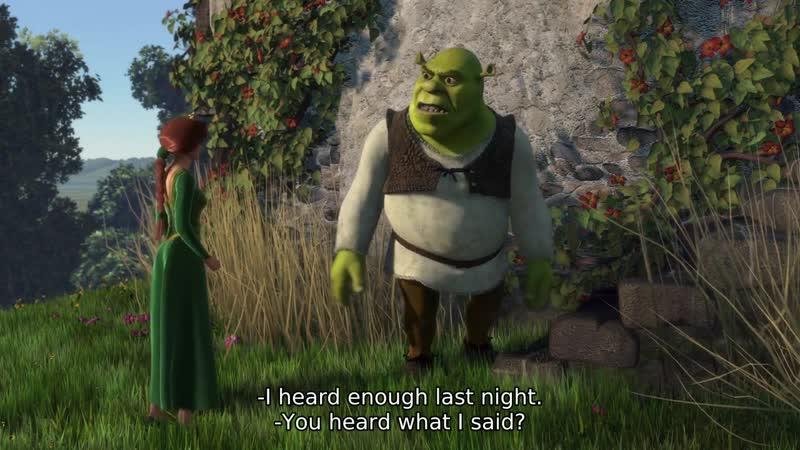 -I heard enough last night. -You heard what I said