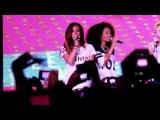 Little Mix Mixer NYC 8/4/13 - Superbass