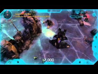 Halo : Spartan Assault Trailer - Windows 8, RT and Windows Mobile 8