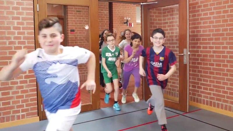 Football à l'école (6H-8H): Leçon «Artistes du ballon»