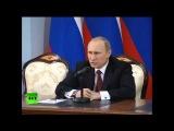 Russia Today: Владимир Путин: мы видим с экранов телевизоров, как действуют хорошо подготовленные и обученные «группы боевиков» [2013-12-02]