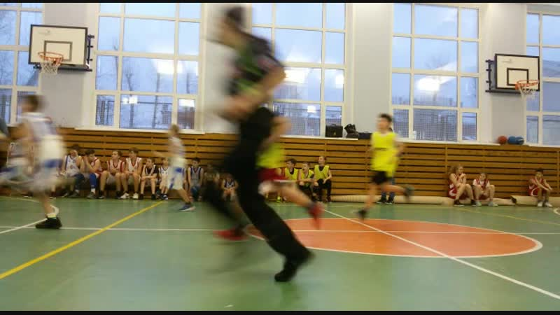 Реакция на забитый мяч