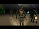 Ледяной фантом мумии солдат сцена смерти ПЕП