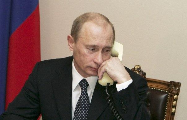 Владимир Путин в разговоре с Бараком Обамой выразил надежду, что Киев начнет диалог с