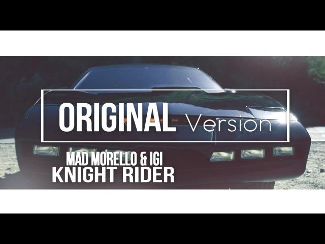Mad Morello Igi - Knight Rider