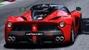 Amazing Ferrari LaFerrari in Realistic Racing Simulator on PC Assetto Corsa