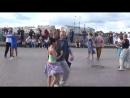 Румба. Бальные танцы. 05.08.2018 г. на Стрелке В.О. вид. 874