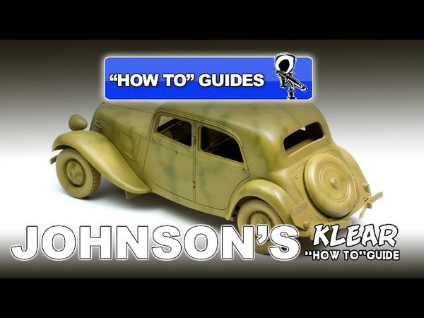 JOHNSONS KLEAR HOW TO GUIDE (OLD VIDEO)