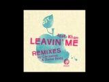 DJ T. feat. Khan - Leavin' Me (Daniel Bortz Remix)