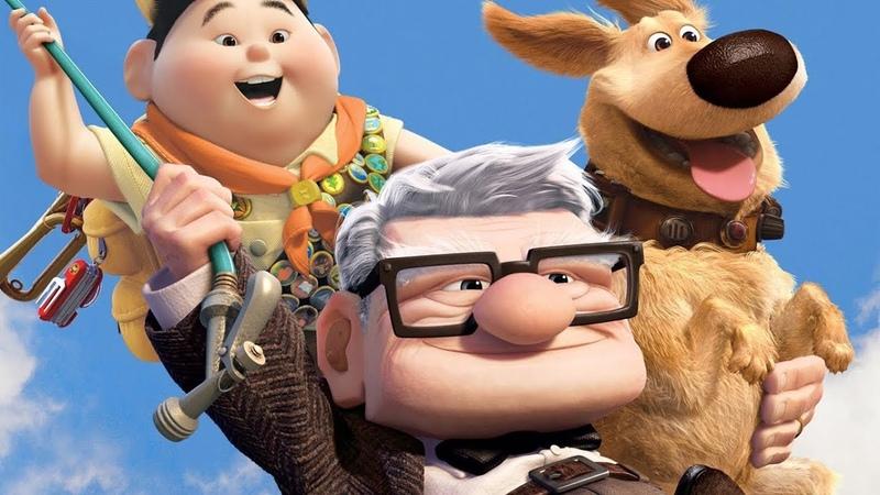 ► Disney/Pixar's Up - The Movie | All Cutscenes (Full Walkthrough HD)